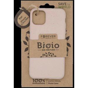 Forever Bioio kryt Apple iPhone 11 Pro Max růžový
