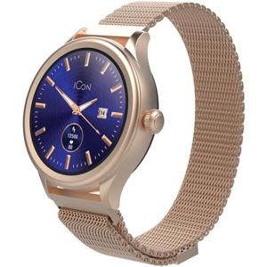 Forever Icon AW-100 chytré hodinky zlaté