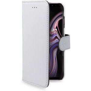 CELLY Wally pouzdro Samsung Galaxy Note 9 bílé
