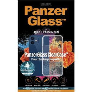 PanzerGlass ClearCase AntiBacterial Apple iPhone 12 mini čirý