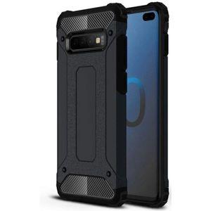 Forcell ARMOR odolné pouzdro Samsung Galaxy S10+ černé