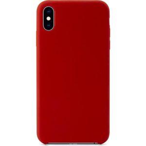 iWant silikonový kryt Apple iPhone X/XS červený