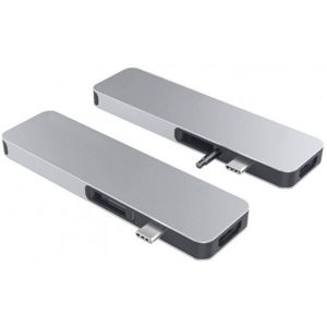 HyperDrive Solo USB-C Hub pro MacBook & ostatní USB-C zařízení stříbrný