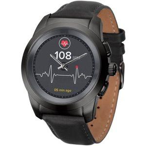 MyKronoz ZeTime Premium chytré hodinky 39 mm černé
