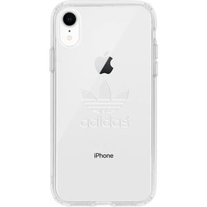 ADIDAS Originals Rugged odolné pouzdro iPhone XR čiré