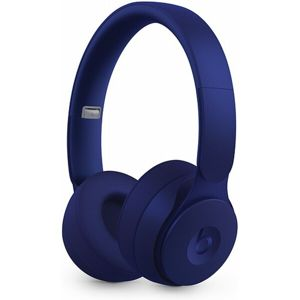 Beats Solo Pro Wireless More Matte Collection tmavě modrá