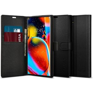 Spigen Wallet S pouzdro Samsung Galaxy Note10 černý