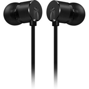 OnePlus Type-C Bullets sluchátka černá