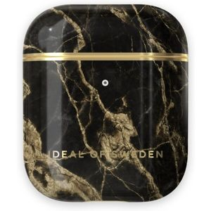 iDeal of Sweden pouzdro AirPods Golden Smoke Marble