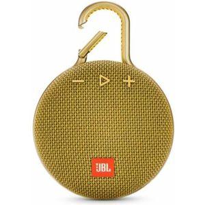 JBL Clip 3 žlutý