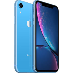 Apple iPhone XR 256GB modrý