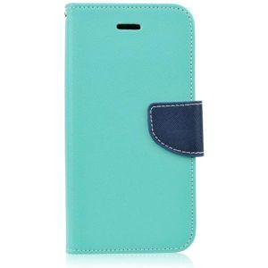 Smarty flip pouzdro Samsung Galaxy S7 Edge zelené/modré
