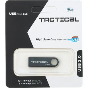 Tactical USB 2.0 Flash disk 128GB černý