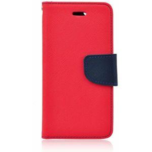 Smarty flip pouzdro Apple iPhone 11 červené/modré
