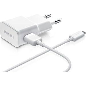 Samsung ETA-U90EW cestovní nabíječka 2A + kabel microUSB bílá (eko-balení)