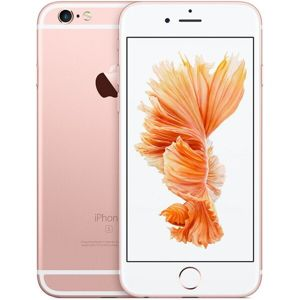 Apple iPhone 6S 128GB růžově zlatý