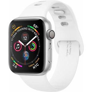 Spigen Air Fit řemínek Apple Watch 44/42mm bílý