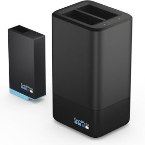 GoPro Dual Battery Charger+Battery (Max)