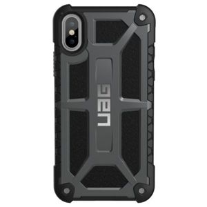 UAG Monarch odolný kryt Apple Phone X grafitový