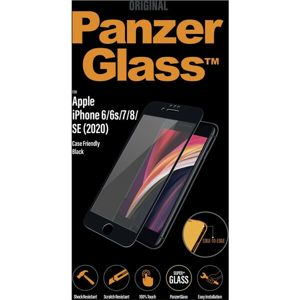 PanzerGlass Edge-to-Edge Apple iPhone 6/6s/7/8/SE (2020) černé