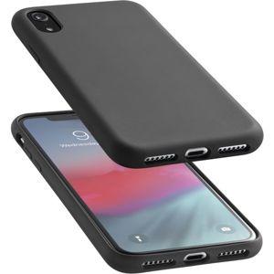 CellularLine SENSATION ochranný silikonový kryt iPhone XR černý
