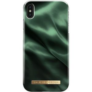 iDeal of Sweden ochranný kryt iPhone XS Max Emerald Satin