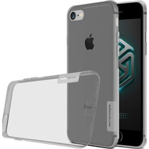 Nillkin Nature TPU pouzdro Apple iPhone 7/8 šedé