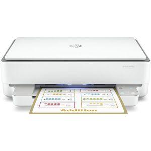 HP DeskJet Plus Ink Advantage 6075 tiskárna bílá