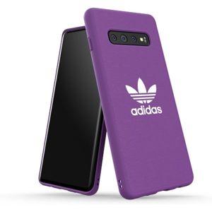 ADIDAS Originals Moulded pouzdro Samsung Galaxy S10+ fialové