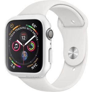 Spigen Thin Fit kryt Apple Watch 4 44mm bílý