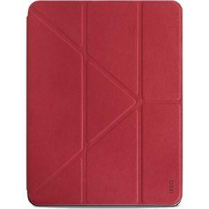 UNIQ Transforma Rigor pouzdro se stojánkem Apple iPad Mini 4/5 (2019) červené