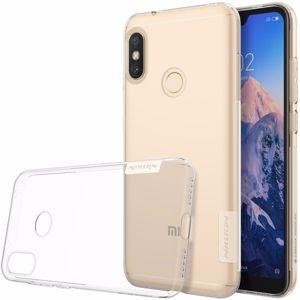 Nillkin Nature TPU pouzdro Xiaomi Mi A2 Lite čiré