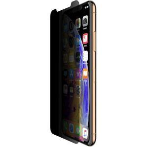 Belkin 2D InvisiGlass Ultra Privacy ochranné ztmavovací sklo Apple iPhone XS Max