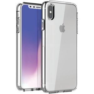 UNIQ Clarion Lucent iPhone XS/X čiré