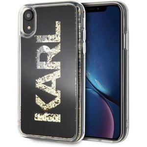 Karl Lagerfeld KLHCI61KAGBK original case iPhone XR černé