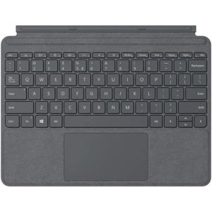 Microsoft Surface Go Type Cover CZ&SK (KCS-00132CZSK) šedá