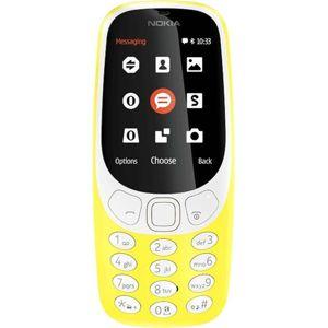 Nokia 3310 Dual SIM žlutá