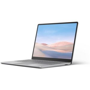 Microsoft Surface Laptop Go EDU (21L-00009) stříbrný