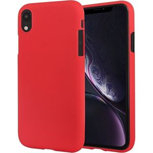 Mercury Soft Feeling pouzdro Apple iPhone XR červené