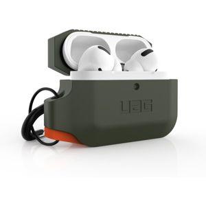 UAG odolný silikonový obal AirPods Pro olivový