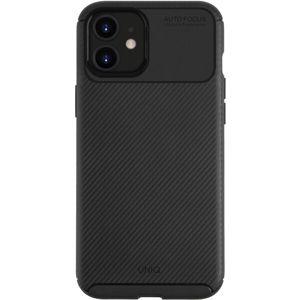 UNIQ Hexa iPhone 12/12 Pro černý