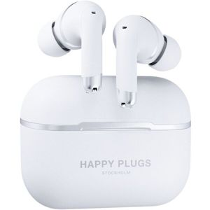 Happy Plugs Air 1 ANC bílá