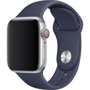 Apple Watch sportovní řemínek 40mm půlnočně modrý