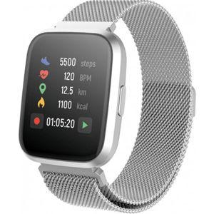 Forever ForeVigo 2 SW-310 chytré hodinky stříbrné