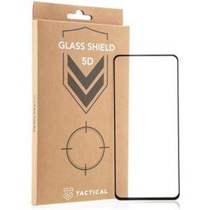 Tactical Glass Shield 5D sklo pro Xiaomi Redmi Note 9 Pro/9S/9 Pro Max černé