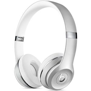 Beats Solo3 Wireless stříbrná