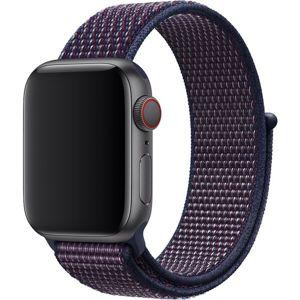 Apple Watch provlékací sportovní řemínek 40/38mm indigo