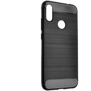 Forcell CARBON pouzdro Xiaomi Redmi Note 8 Pro černé