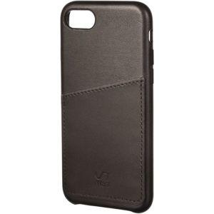iWant PU kožený obal s kapsou Apple iPhone 7/8 černý
