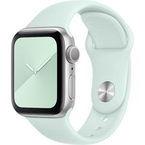 Apple Watch sportovní řemínek 40/38mm bledě zelený